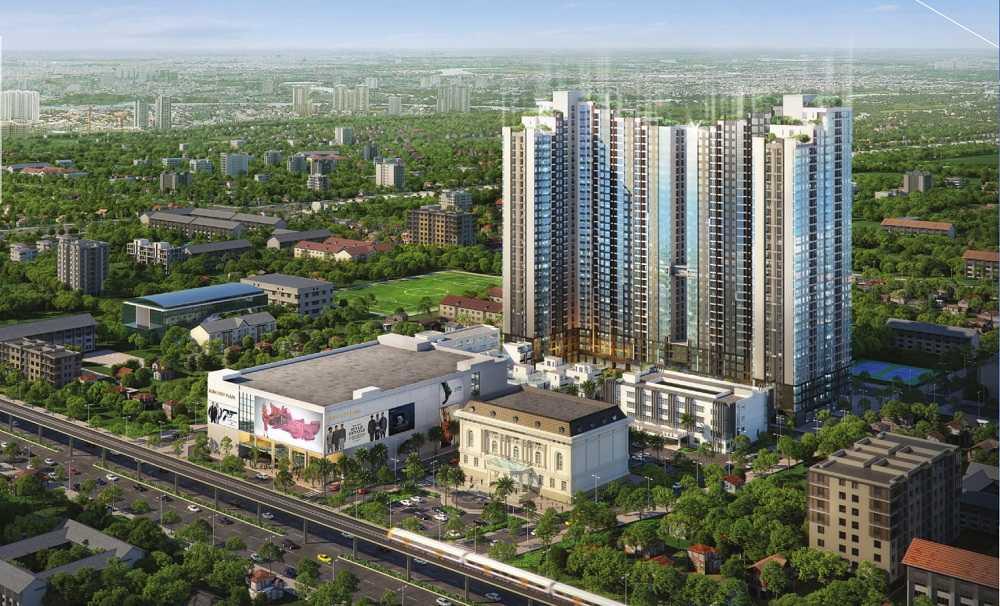 top 10 chung cư cao cấp quận cầu giấy 2020